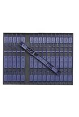 SENSAS INBOUWBOX + TUIGENREKJES 19CM-L (32 ST.)