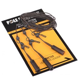 POLE POSITION HELI-CHOD ACTION PACK 45LB WEED