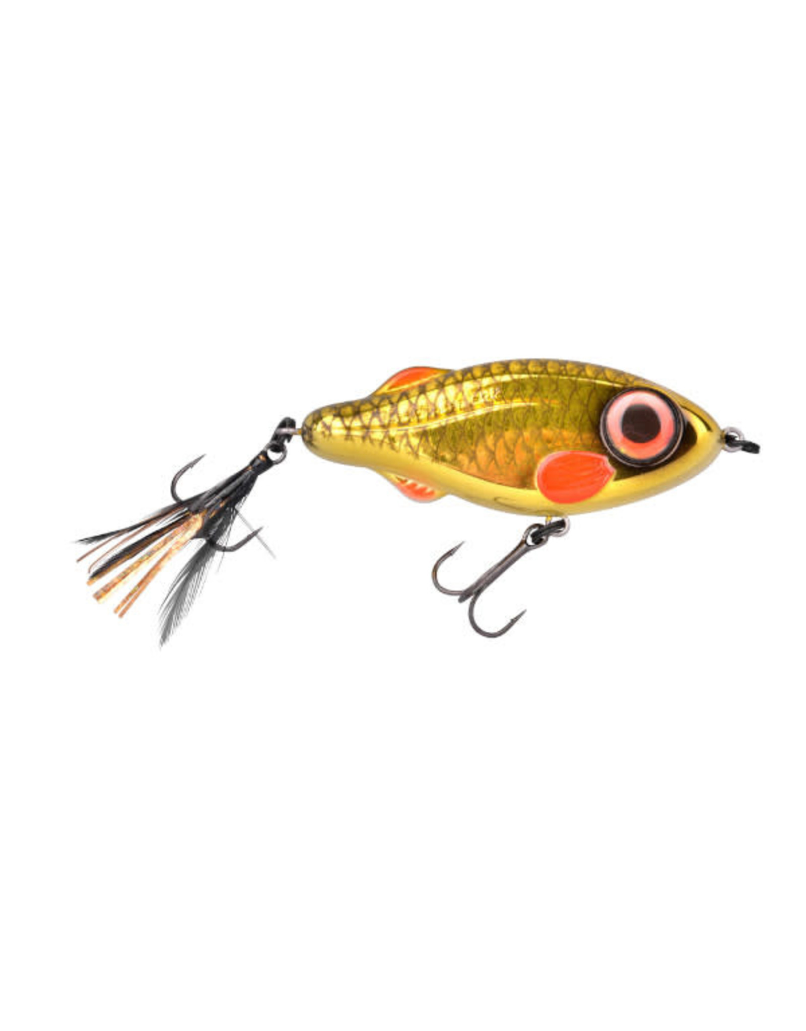 SPRO IRIS FLASH JERK RUDD 9.50CM 37G