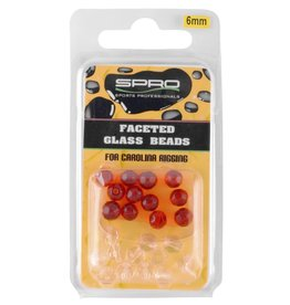SPRO GLASS BEADS 6MM ASSORTI