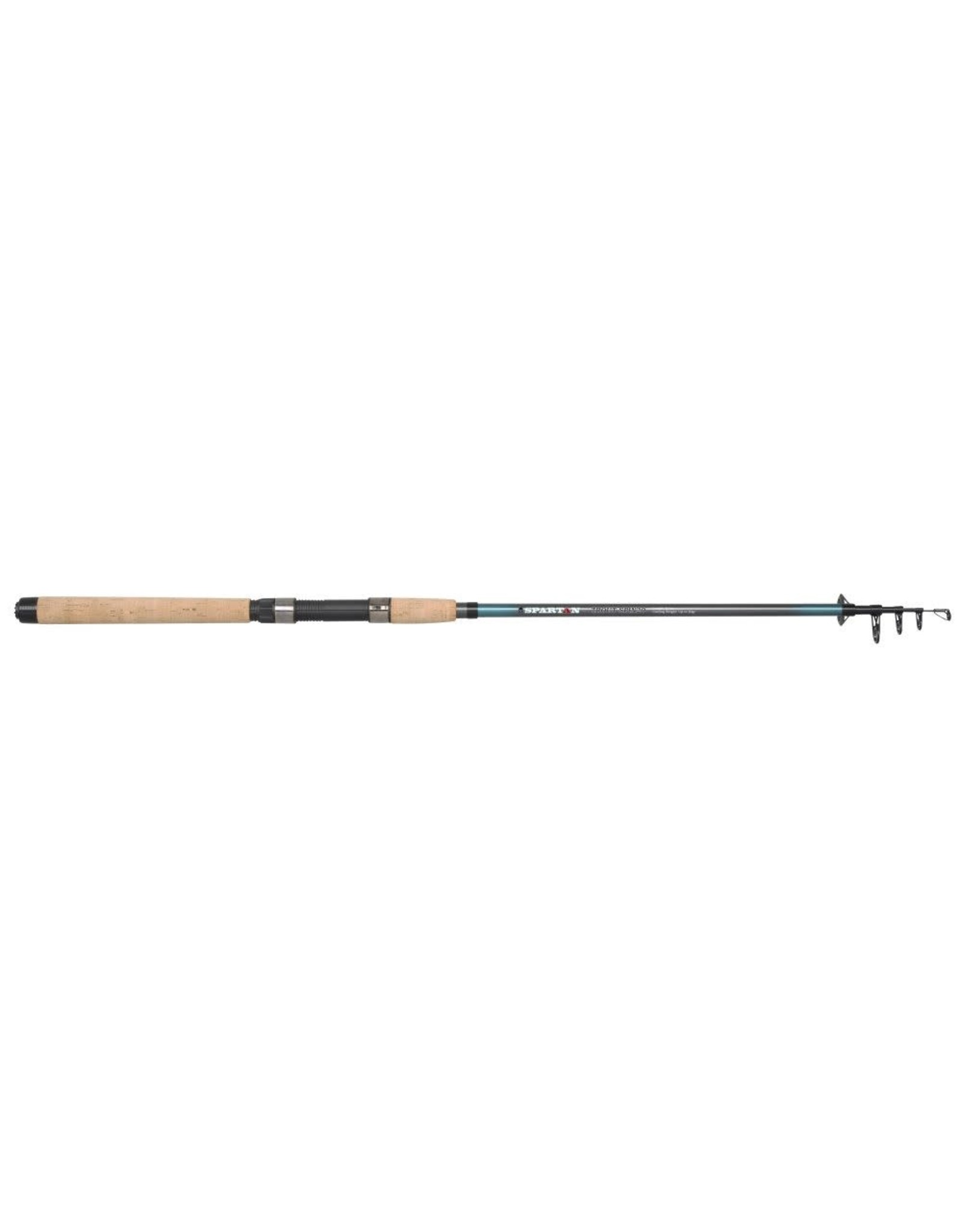 SPRO SPARTAN TROUTSPIN TELE 2.40M 30G