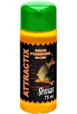 SENSAS ATTRACTIX GROS POISSONS/GROTE VIS 75ML