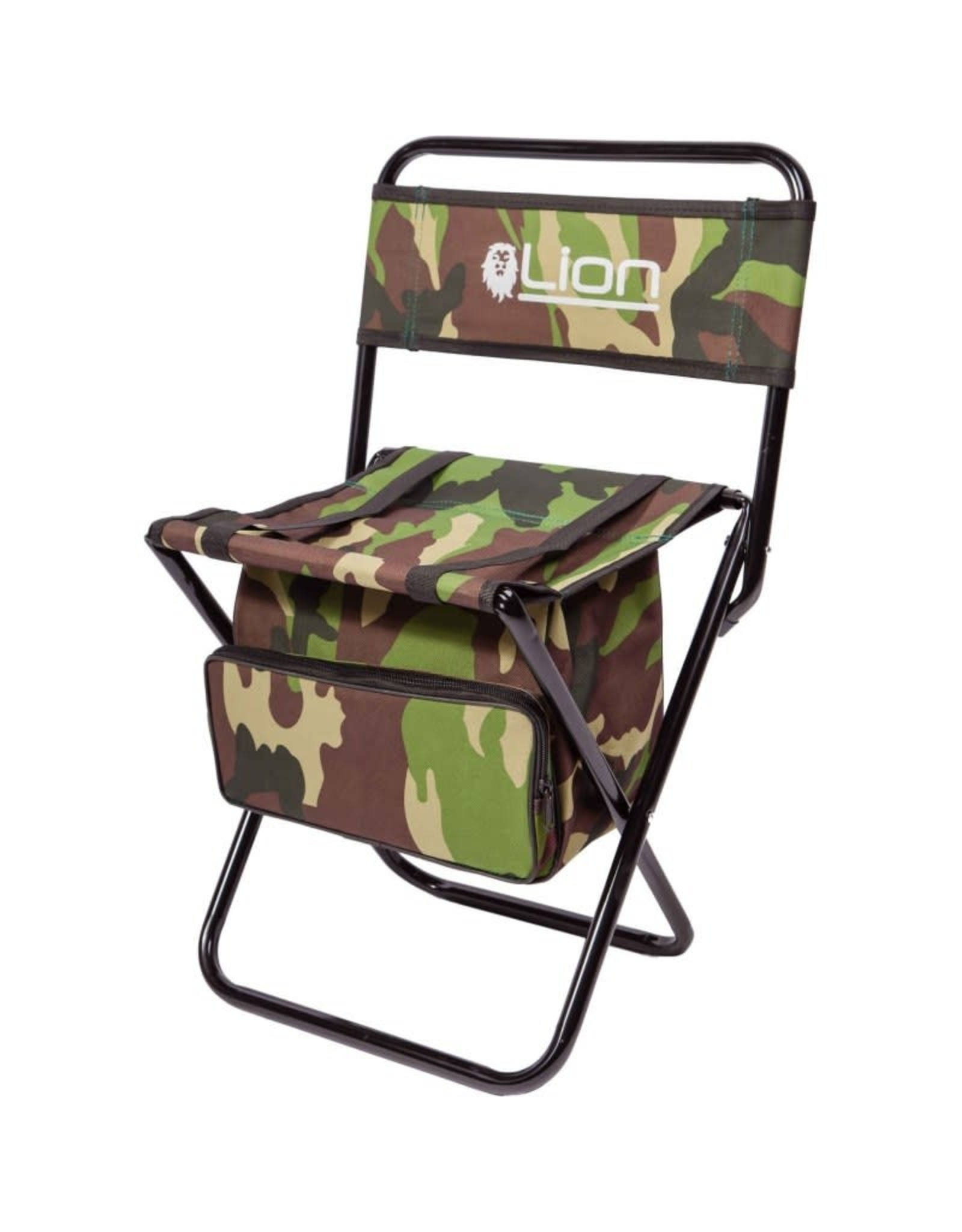 LION Chair Camouflage