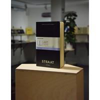 Straat Museum STRAAT x moleskine limited edition  blackbook sketchbook a5