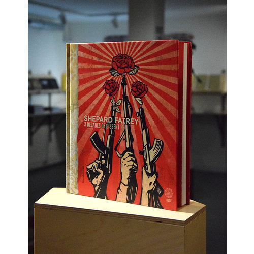 ACC Shepard Fairey: 3 decades of dissent (SOLD OUT)