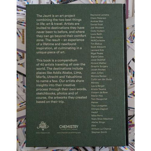 Chemistry Publishing The Jaunt - Hense edition (signed)