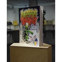Dokument Forlag Graffiti Coloring Book