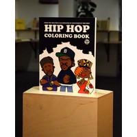 Dokument Press Hip Hop Coloring book