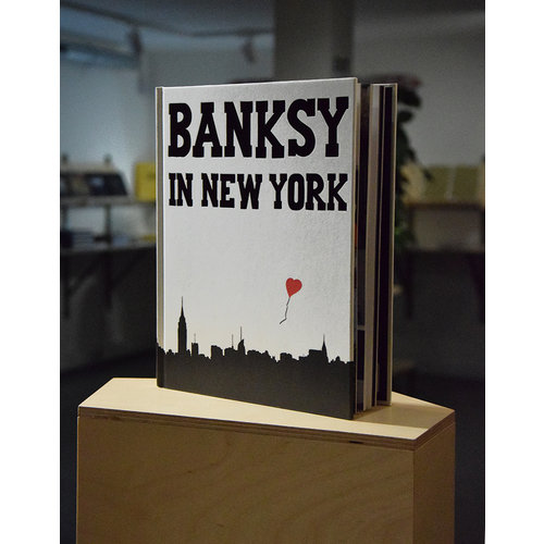 Gingko Press Banksy In New York
