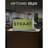 Straat Museum Giftcard STRAAT Museum  + Shoe is my middle name book deal 35.00