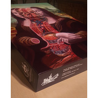 Nychos Nychos -Dissection of Mona Lisa Jigsaw puzzle