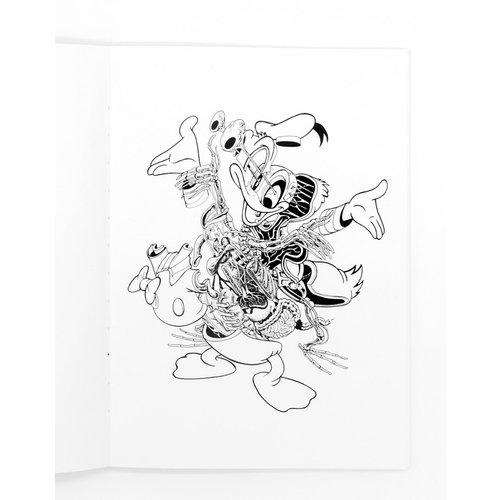 Nychos Nychos - Anatomy Coloring Book