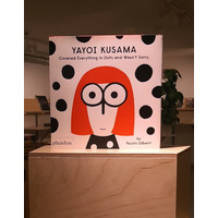 Phaidon Yayoi Kusama Covered Everything in Dots and Wasn't Sorry,