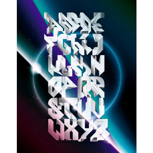 Thames & Hudson Street Fonts, Graffiti Alphabets from Around the World