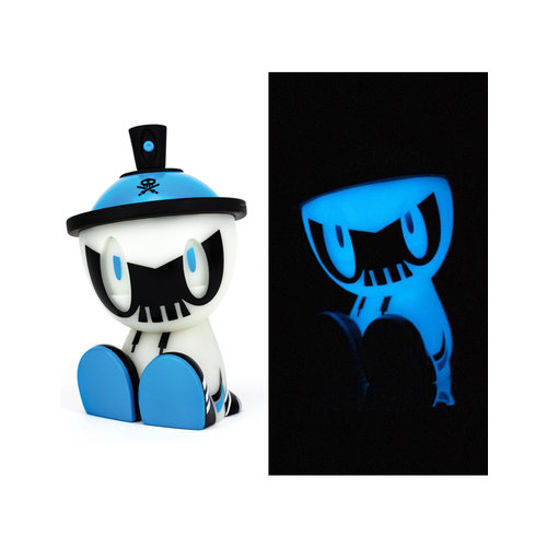 Clutter Toys Ghost Canbot