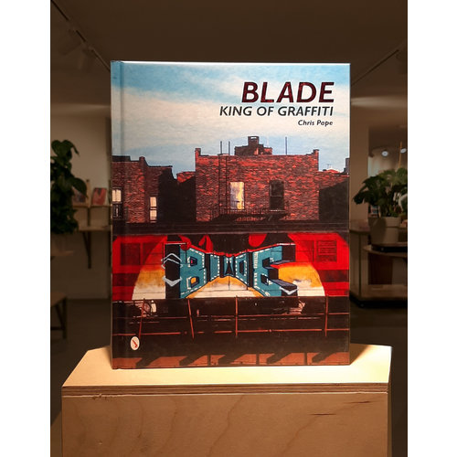 Schiffer Publishing Blade: King of Graffiti