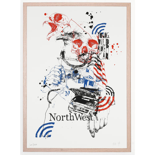 The Jaunt Joram Roukes print #029 (SOLD OUT)