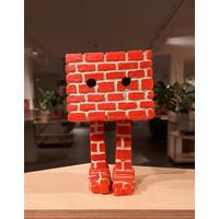 Clutter Toys The Brick OG
