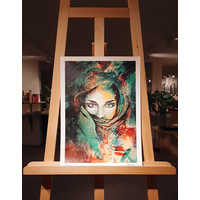 drago Alice Pasquini Limited edition print (SOLD OUT)