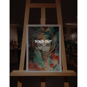 Alice Pasquini Limited edition print (SOLD OUT)