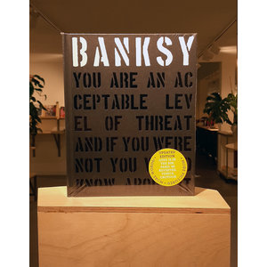 Banksy. You are an Acceptable Level of Threat.
