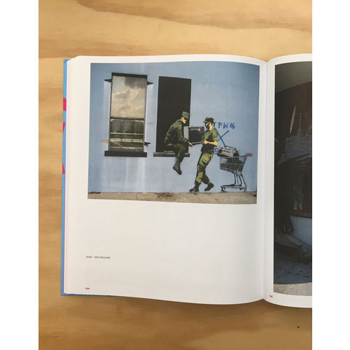 Prestel The Art of Banksy. A Visual Protest
