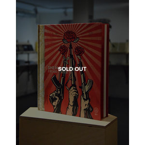 Shepard Fairey: 3 decades of dissent (SOLD OUT)