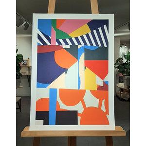 William La Chance print #048