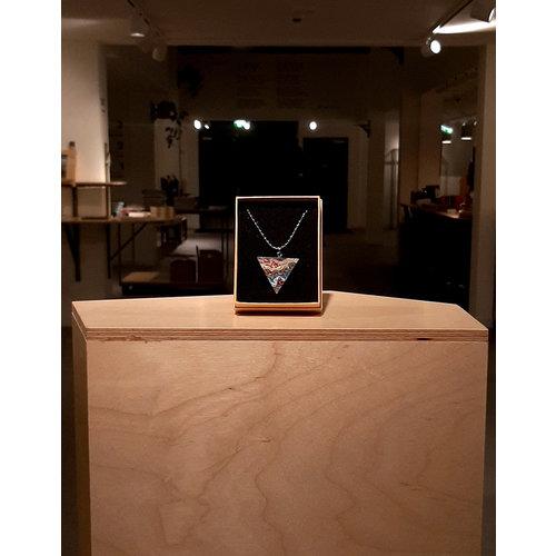 Koema Necklace triangle