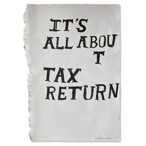 Wasted Rita - It's All About Tax Return