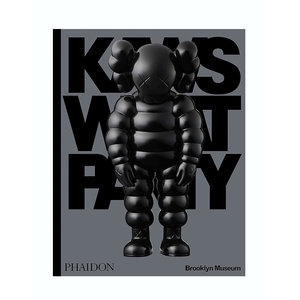 KAWS*WHAT PARTY (BLACK EDITION)