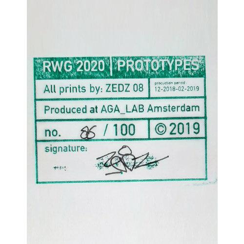 zedz Zedz - RWG PROTOTYPES book
