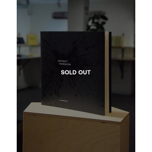 SHOE : Abstract Vandalism, a Manifesto (SOLD OUT)