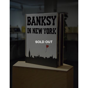 Banksy in New York (SOLD OUT)