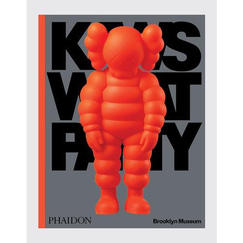 Phaidon KAWS*WHAT PARTY (Orange edition)