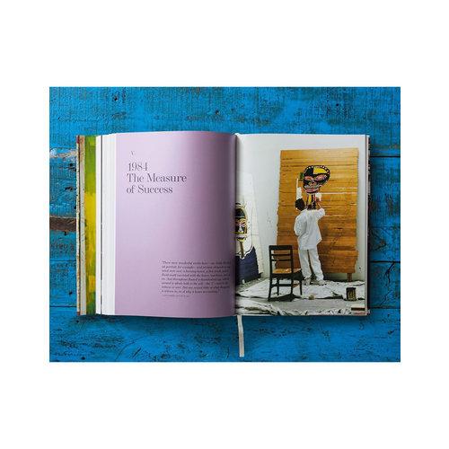 Taschen Jean-Michel Basquiat - XXL