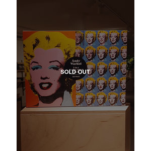 Andy Warhol - Marilyn, 2-sided 500 piece puzzle (SOLD OUT)