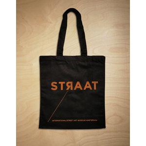 STRAAT Shopper Black