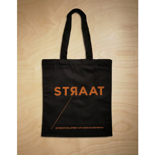 Straat Museum STRAAT Shopper Black