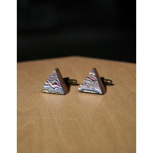 Cufflinks Triangle #002