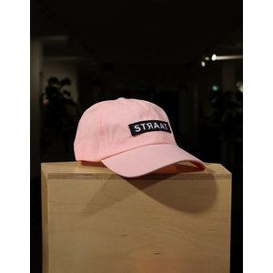 STRAAT Dad Cap Patch pink