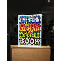 Dokument Press American Graffiti Coloring Book