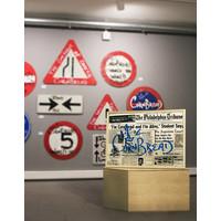 Straat Museum Cornbread - History Blue (edition of 15)