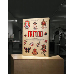 TATTOO. 1730s-1970s - Henk Schiffmacher's Private Collection - XL