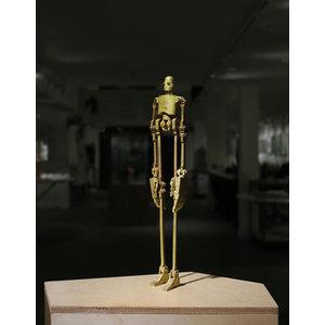Lean Frizzera - Giuseppe Dynamo Robot Gold (bronze)
