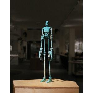 Lean Frizzera - Giuseppe Dynamo Robot Blue (bronze)