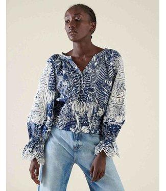 Silvian Heach Silvian Heach blouse PGP21319BL