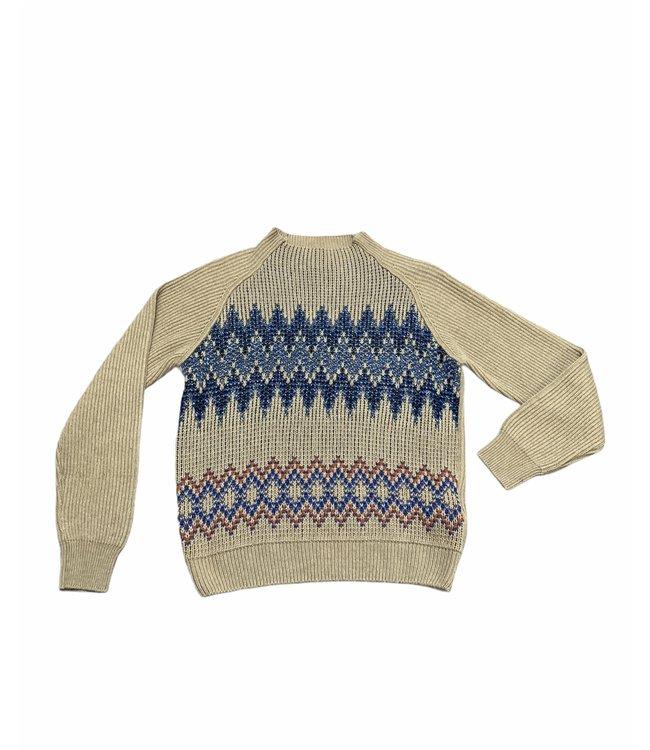 Nenette Nenette Sweater 32TJ-Muschio