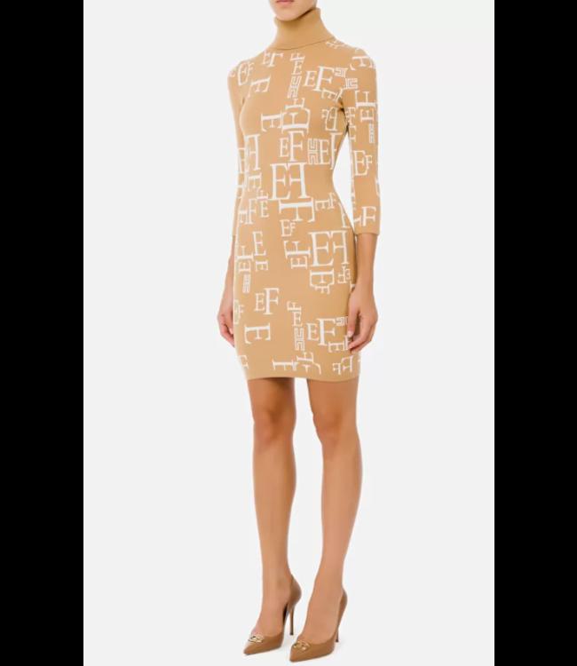 Elisabetta Franchi Elisabetta Franchi Knitted  Dress AM63Q16E2