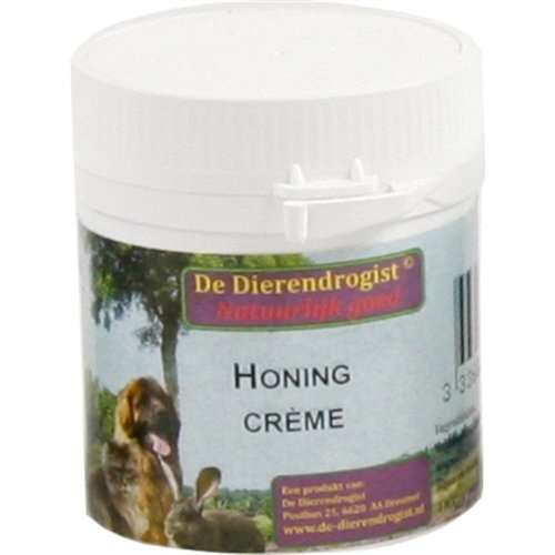 Dierendrogist Dierendrogist honing creme